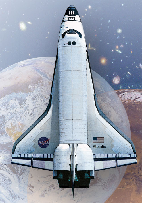 Space Shuttle Carries (page 3) - Pics about space