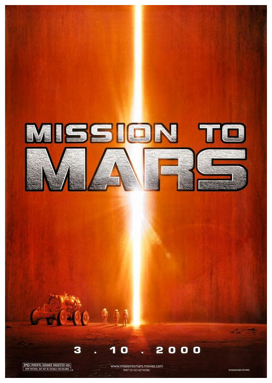 Image result for Mission to Mars (2000)